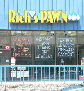 Pawnshop in North Plainfield, NJ